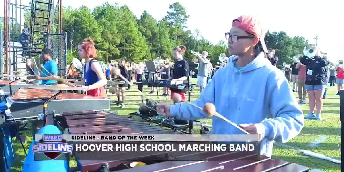 Sideline 2019 week 9 band of the week