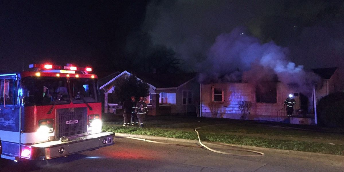 One injured in Inglenook house fire