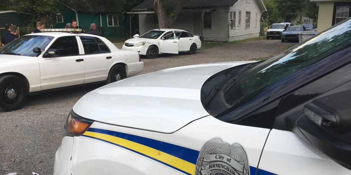 1 in custody after shots fired in Ensley