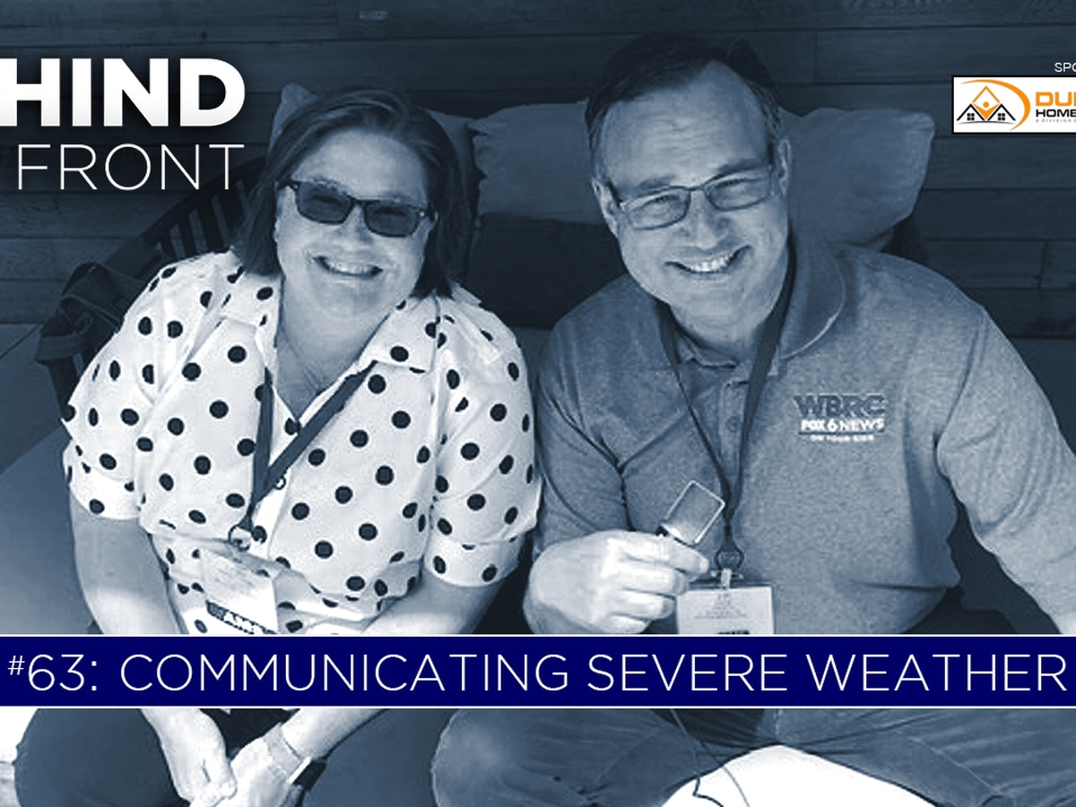 Behind the Front: Weather messaging - how can we communicate warnings better?
