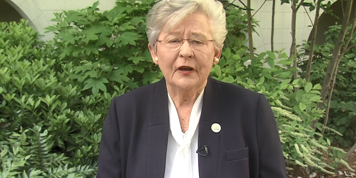 Governor Kay Ivey issues State of Emergency; suspends COVID-19 orders ahead of severe weather