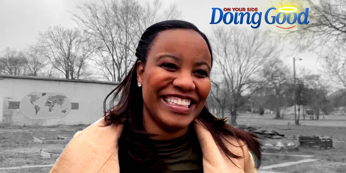 "Joy Craddock ""Doing Good"" on MLK Day"