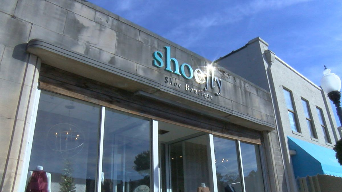 Local business owner gears up for Black Friday