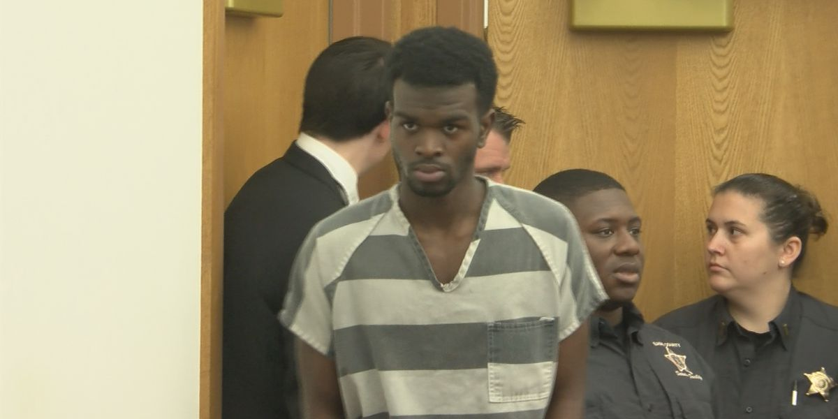 Suspect pleads guilty to raping woman at gunpoint, sentenced to 198 years