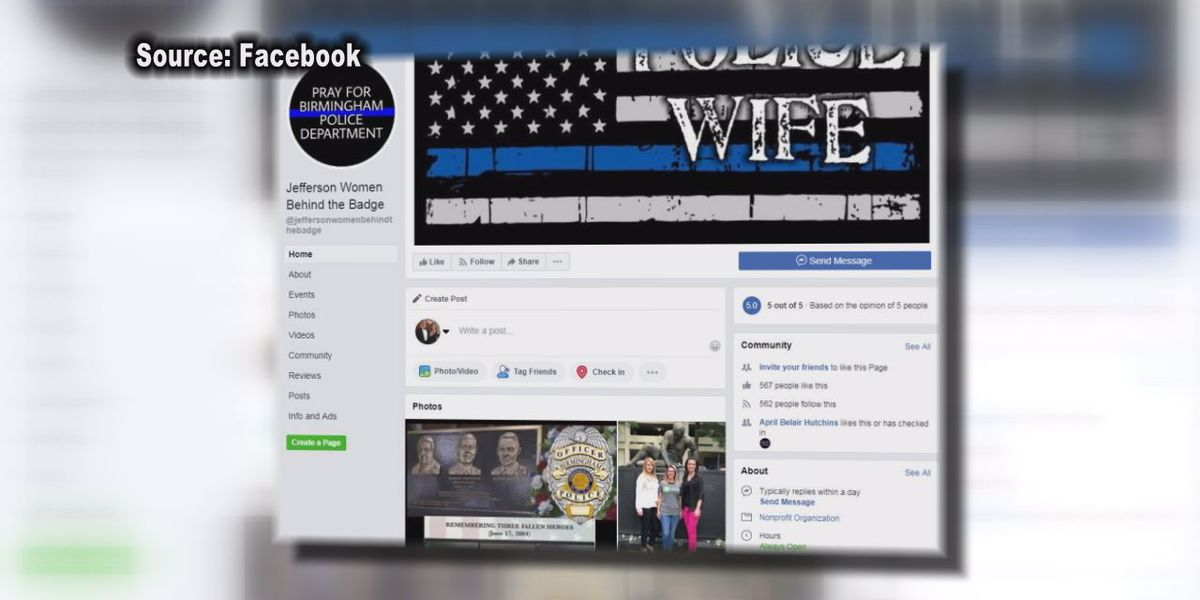 Support group for wives of law enforcement officers reaching out after BPD sergeant killed