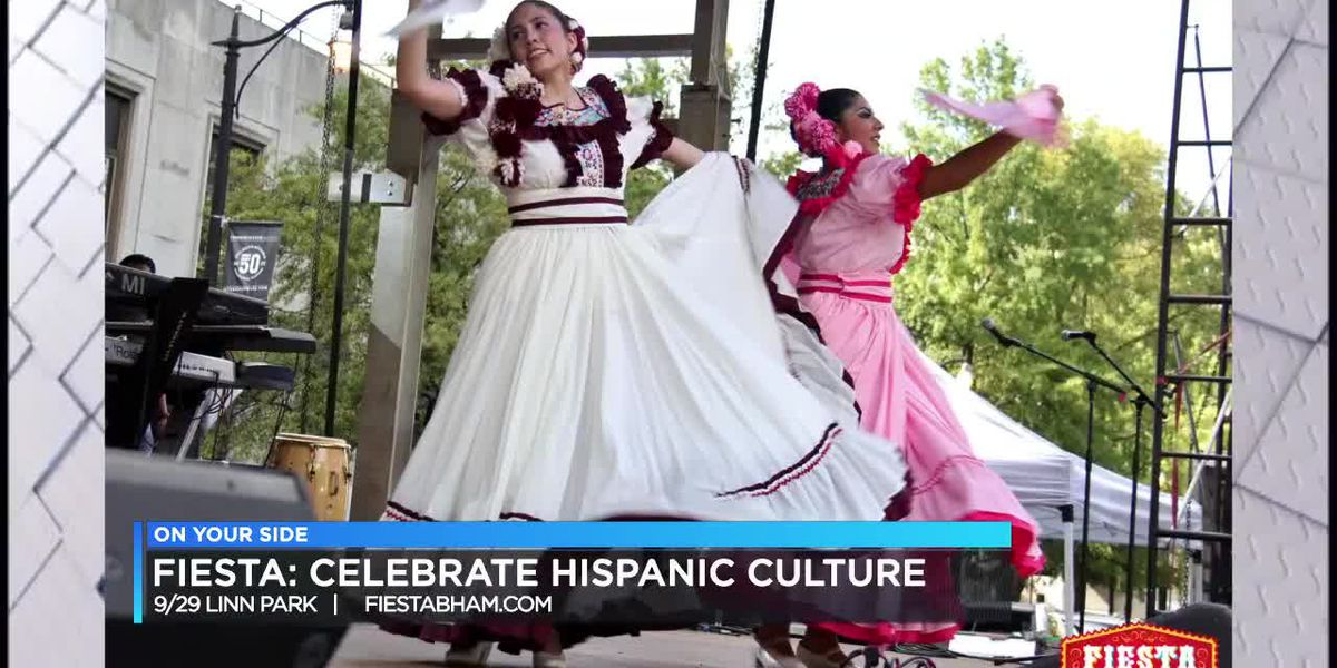 Fiesta: Celebrate Hispanic culture at Linn Park