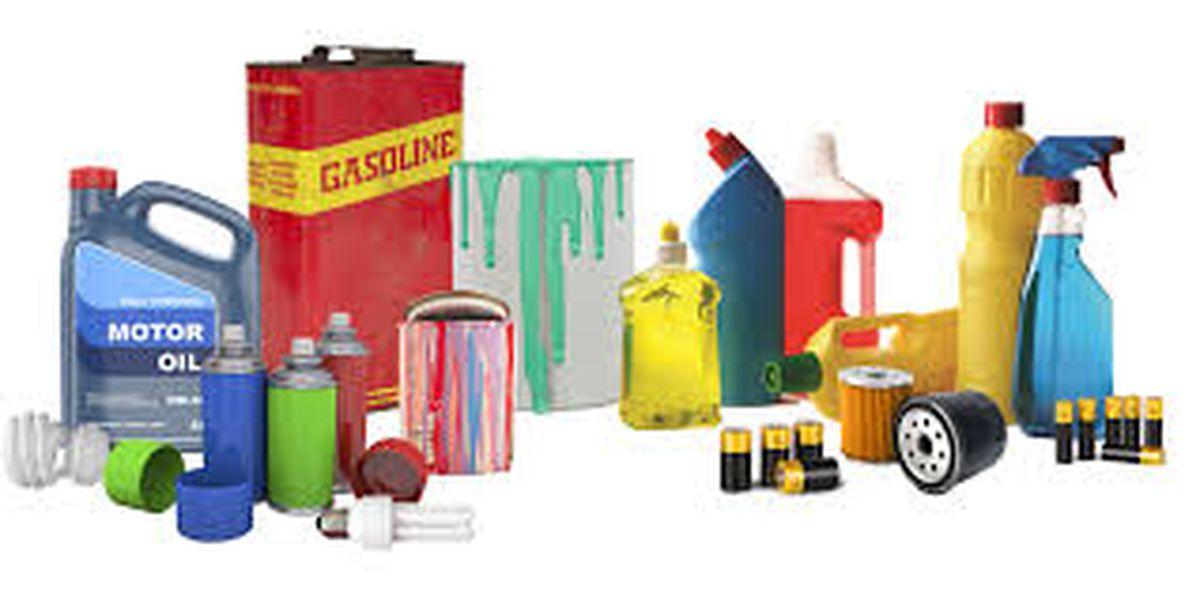 Household Hazardous Waste Disposal Day in Tuscaloosa