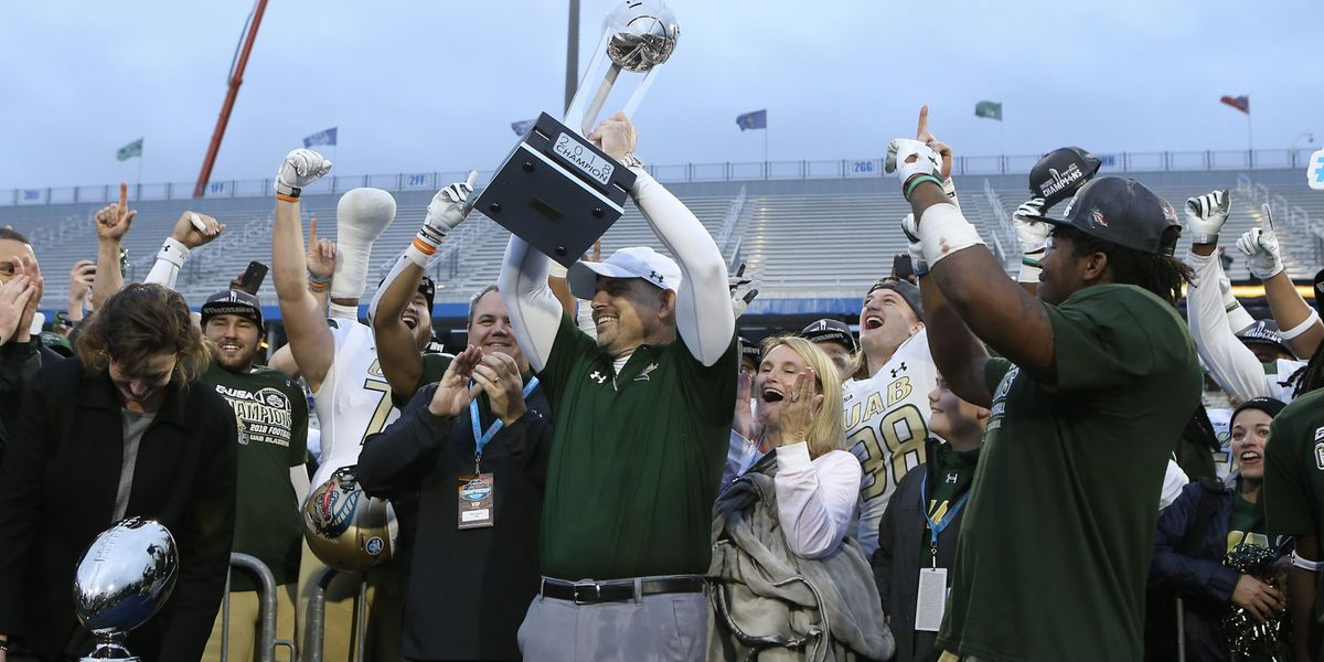 UAB set to play in the Boca Raton Bowl