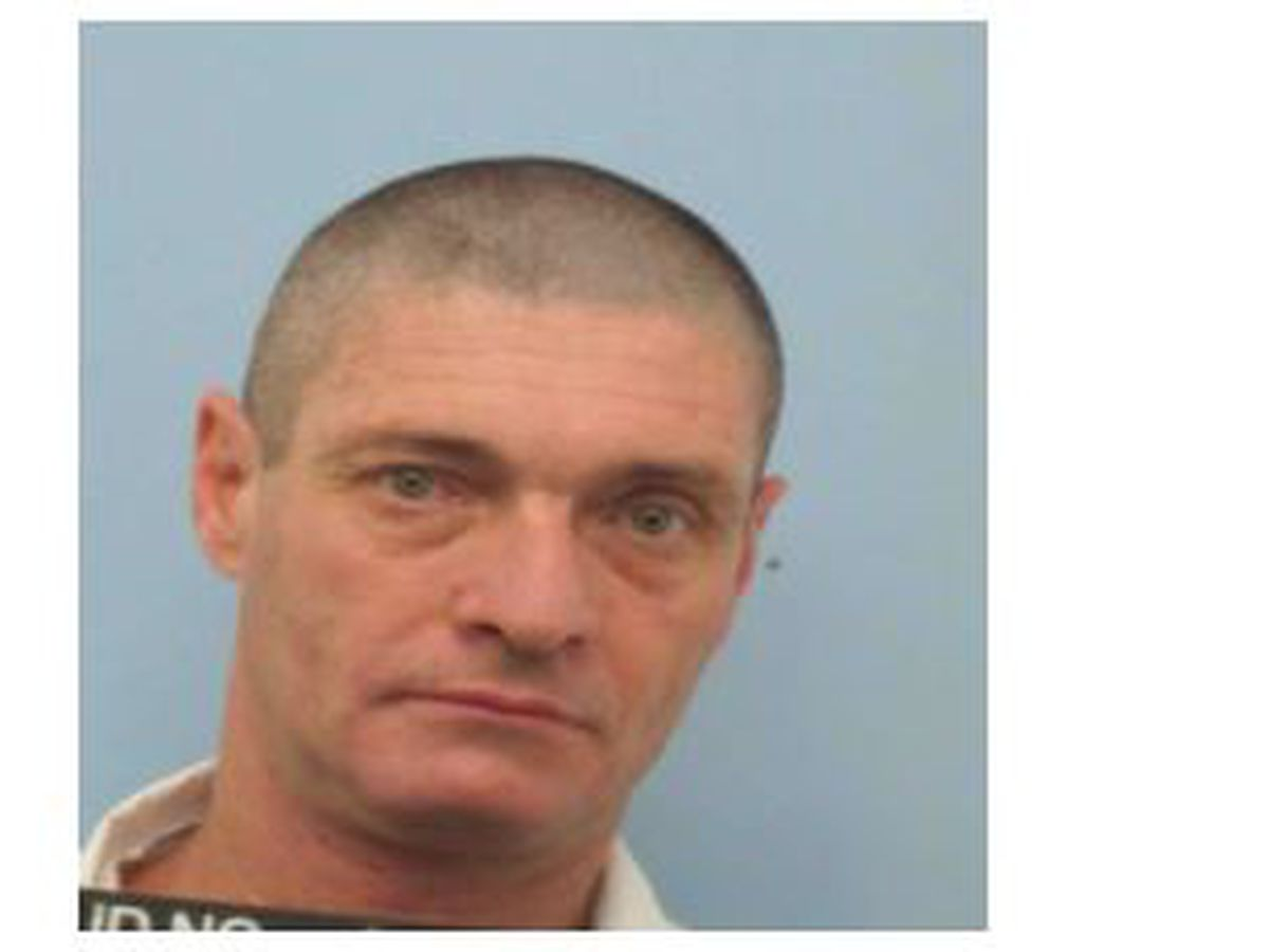 Tuscaloosa County inmate recaptured more than a month later