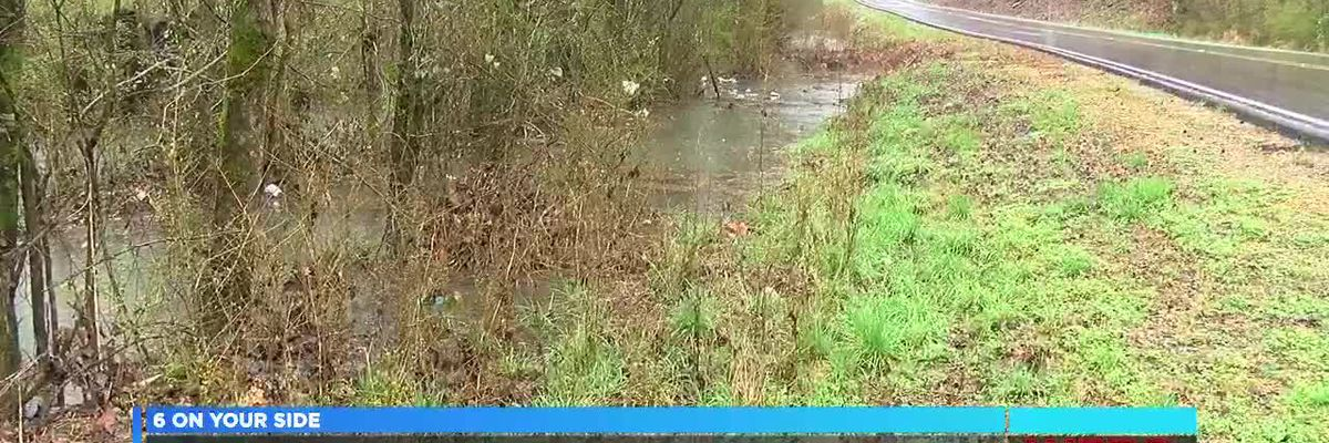 Flooding concerns in Trafford