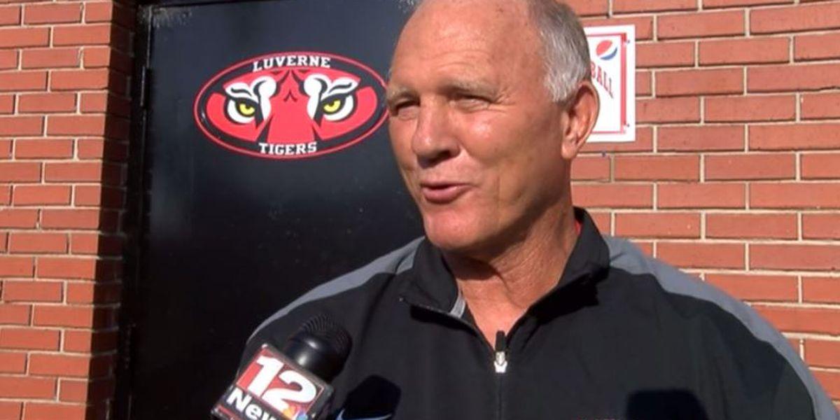 Former Alabama football coach recovering from gunshot wound