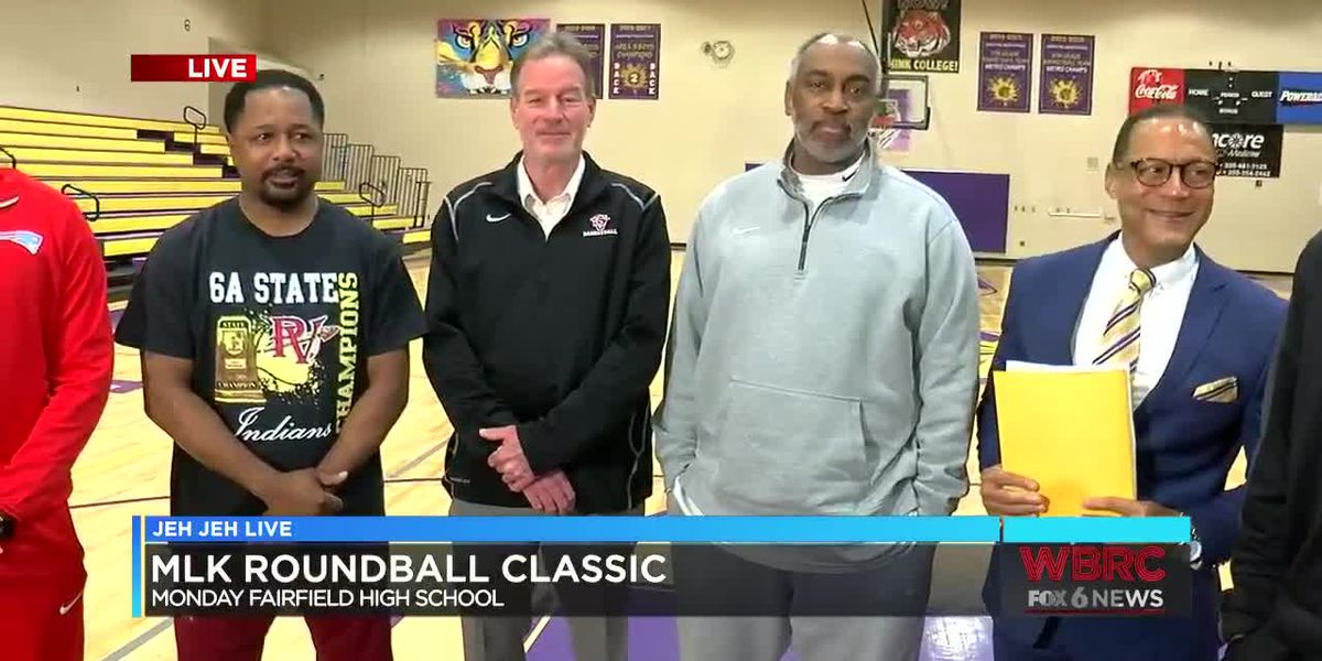 MLK Roundball Classic at Fairfield HS