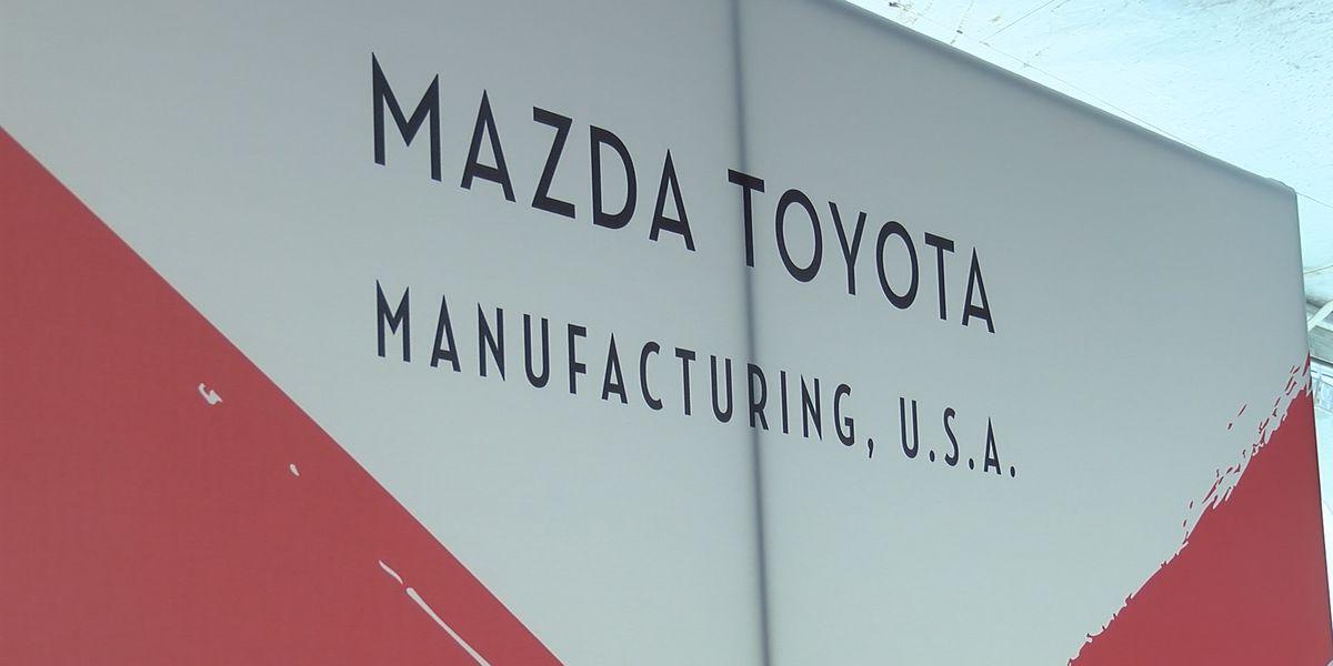 Ivey: Mazda Toyota plant on adjusted timeline for Alabama