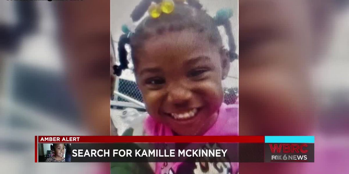 Search for 3-year-old Kamille McKinney continues