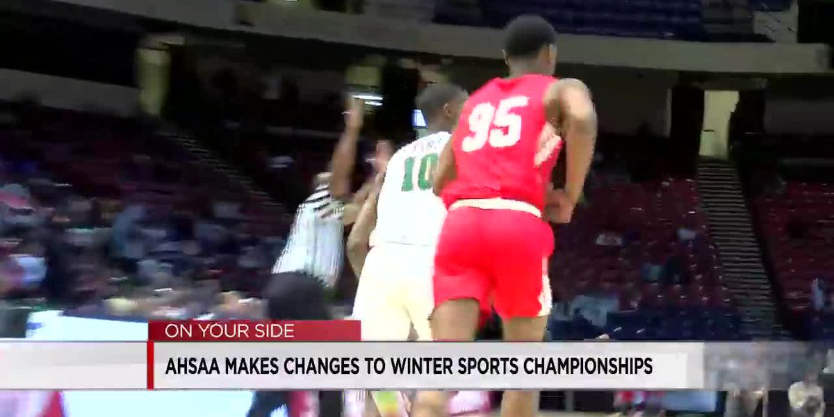 AHSAA makes changes to Winter Sports Championships