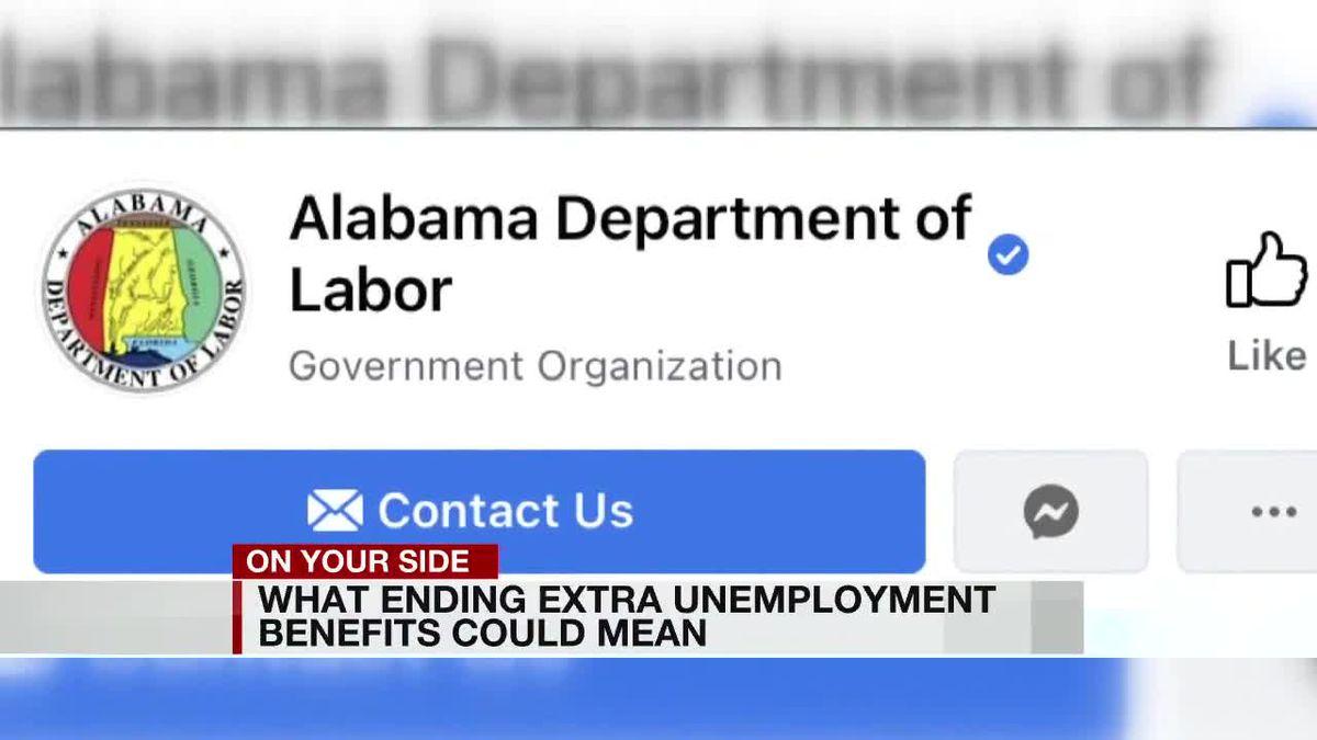 Secretary of Labor explains Alabama pandemic unemployment benefit cessation