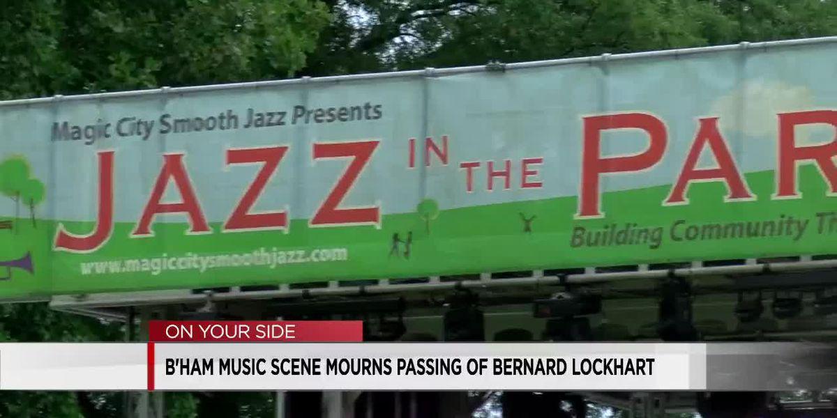 Birmingham music scene mourns passing of Bernard Lockhart