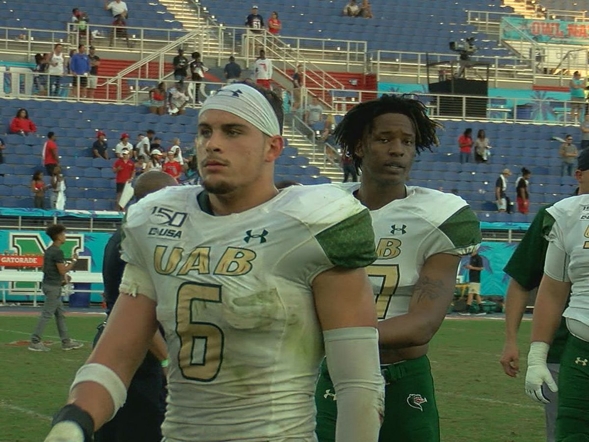 "UAB football ""proud"" of progress since The Return"