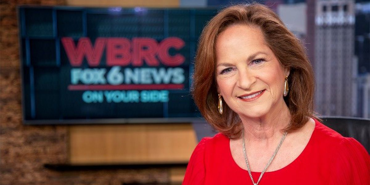 Anchor Janet Hall to retire from WBRC FOX6 News this Summer