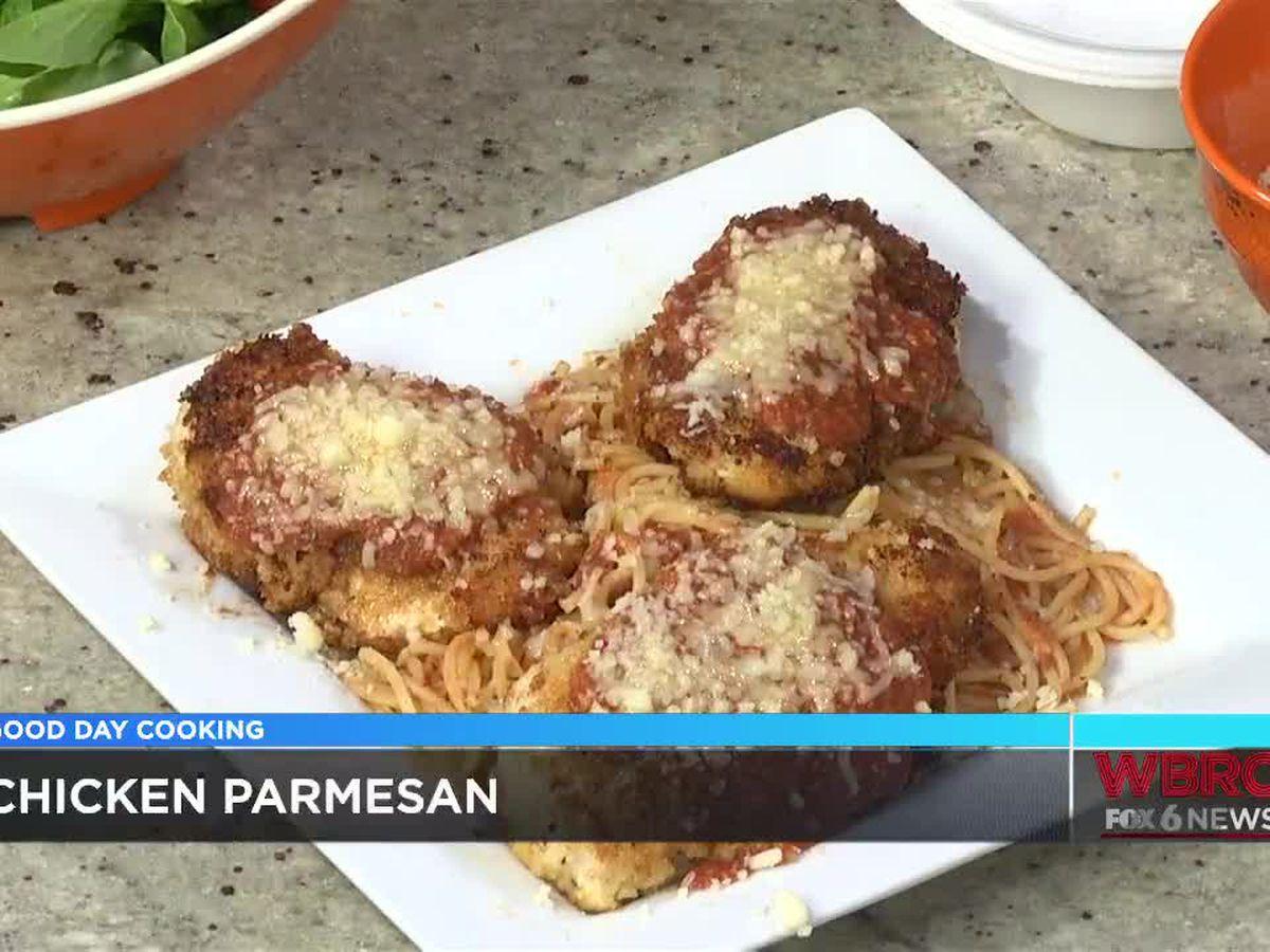 Yo Mama's: Chicken Parmesan