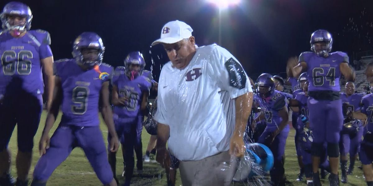 Sideline Game of the Week: Hueytown demolishes Bessemer City 56-7
