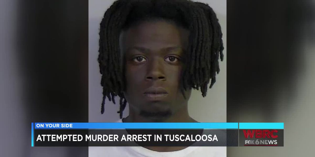 1 arrested, others wanted in Tuscaloosa attempted murder robbery