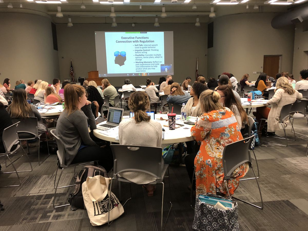 School counselors train to help suicidal and emotional students