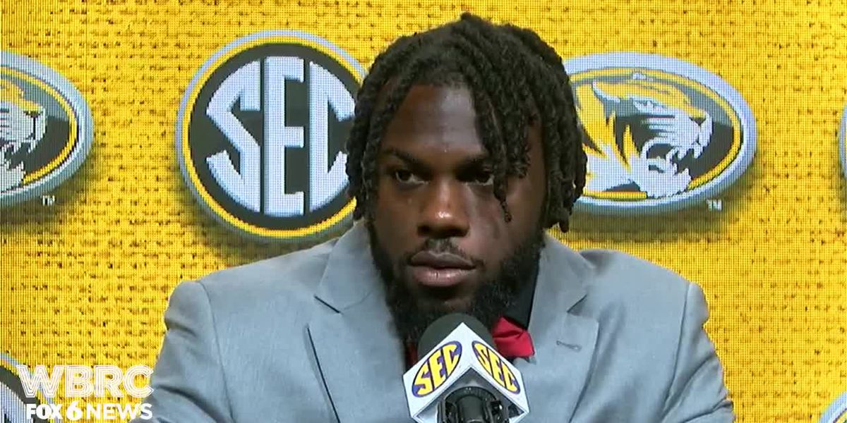 SEC Media Days 2019: Missouri's DeMarkus Acy