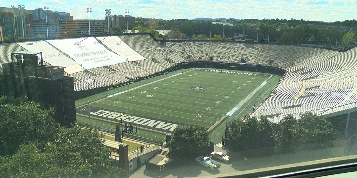 Vanderbilt, Missouri game postponed because of COVID-19