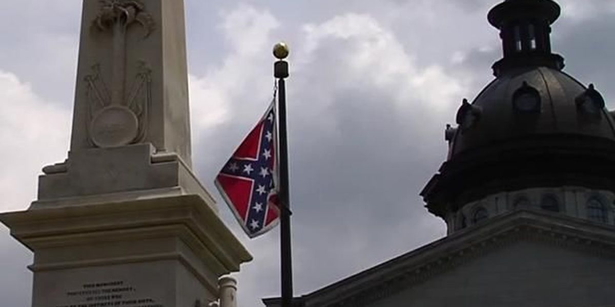 SC lawmakers vote to remove Confederate flag from Capitol grounds. Details coming up on GDA.