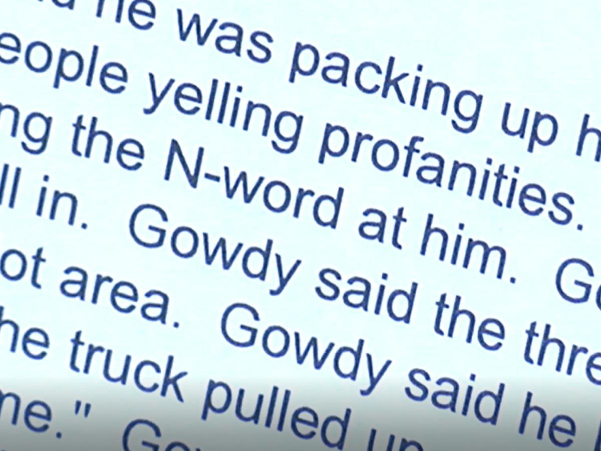 Tuscaloosa man says parking attendants yelled racial slurs at him