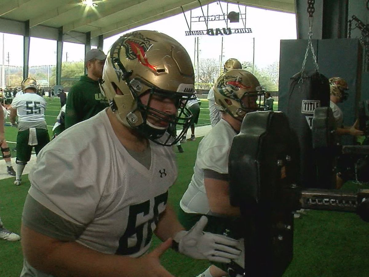 UAB football begins spring practice