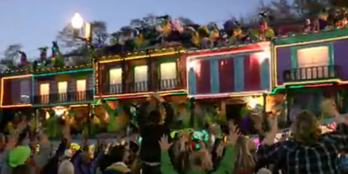 WATCH: City of New Orleans says 'parades of any kind will not be permitted' for Carnival 2021