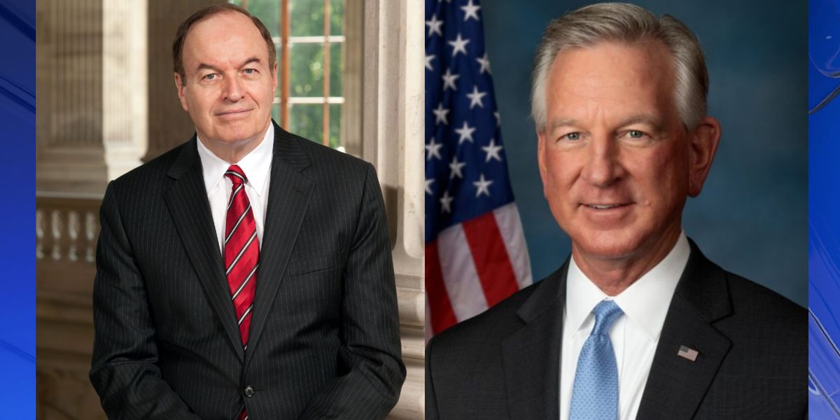 Both Alabama Senators Tuberville, Shelby vote against COVID relief bill