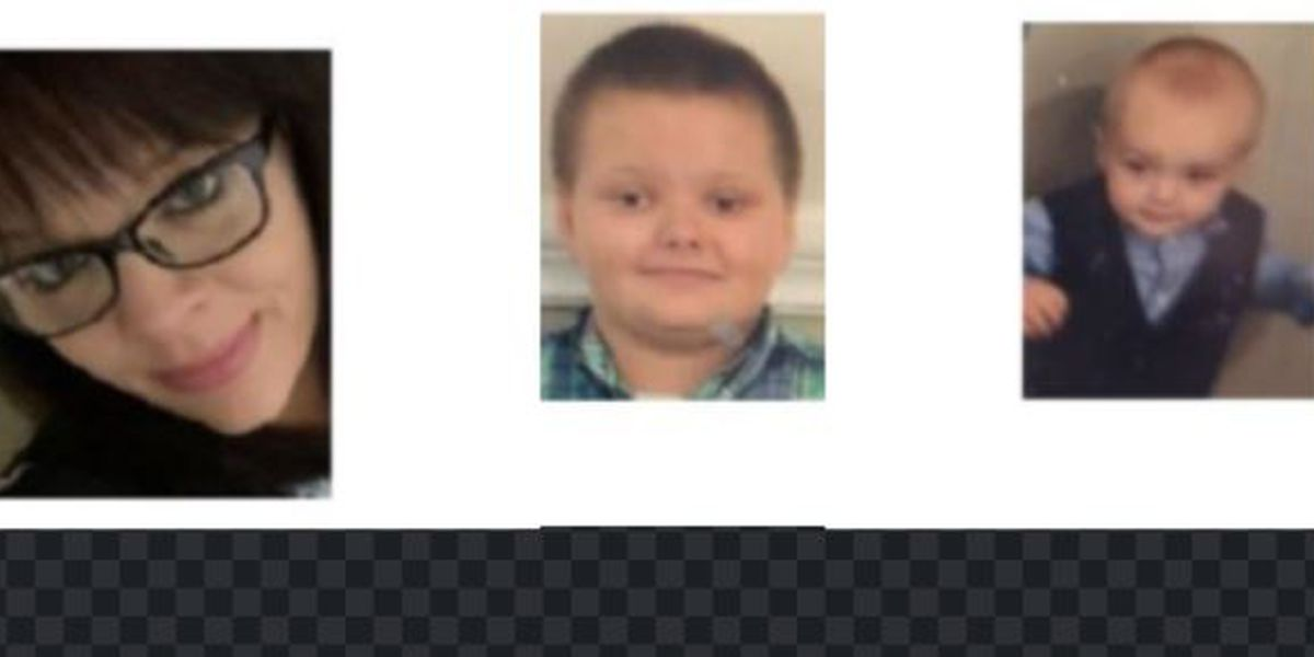 UPDATE: 2 Mississippi boys in AMBER Alert found safe