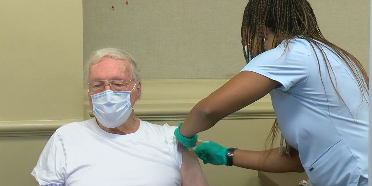 Older Alabamians may have to wait a while before they can get a COVID-19 vaccine