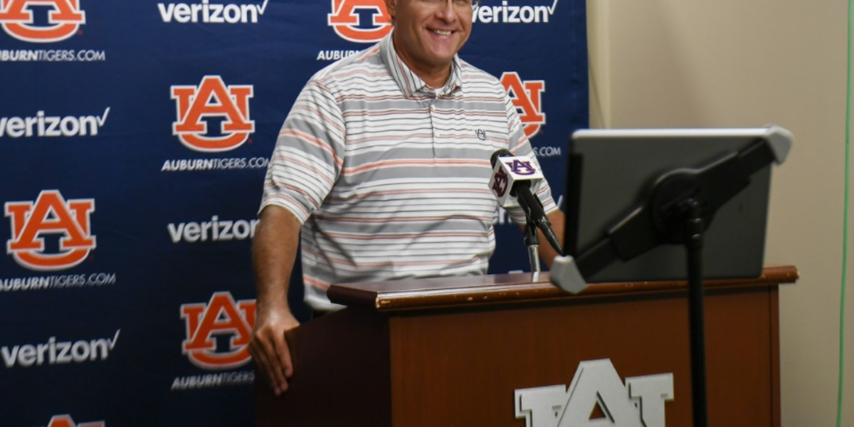 No. 9 Auburn ready for season opener vs. No. 20 Kentucky