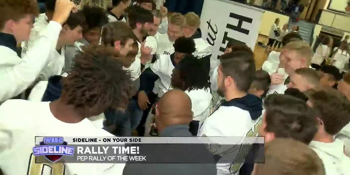 SIDELINE 2018 Week 9: Pep Rally of the Week
