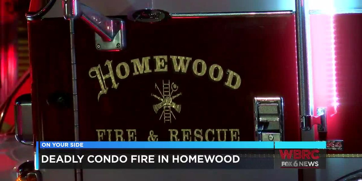 Deadly condo fire in Homewood