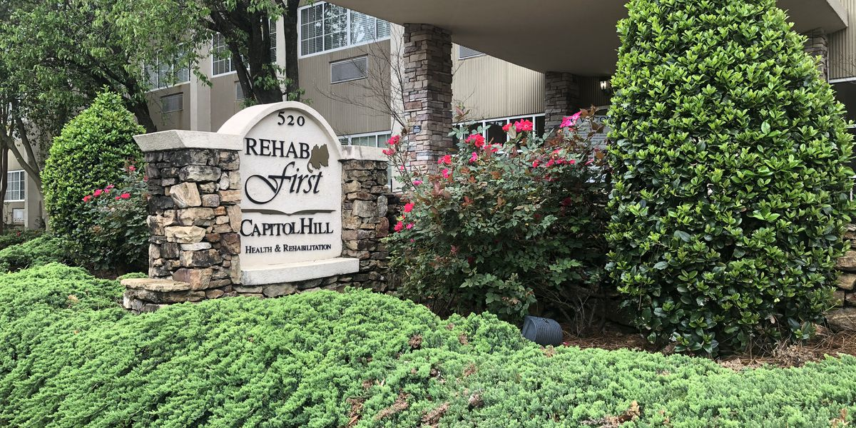 Nursing home resident describes life during COVID-19 pandemic