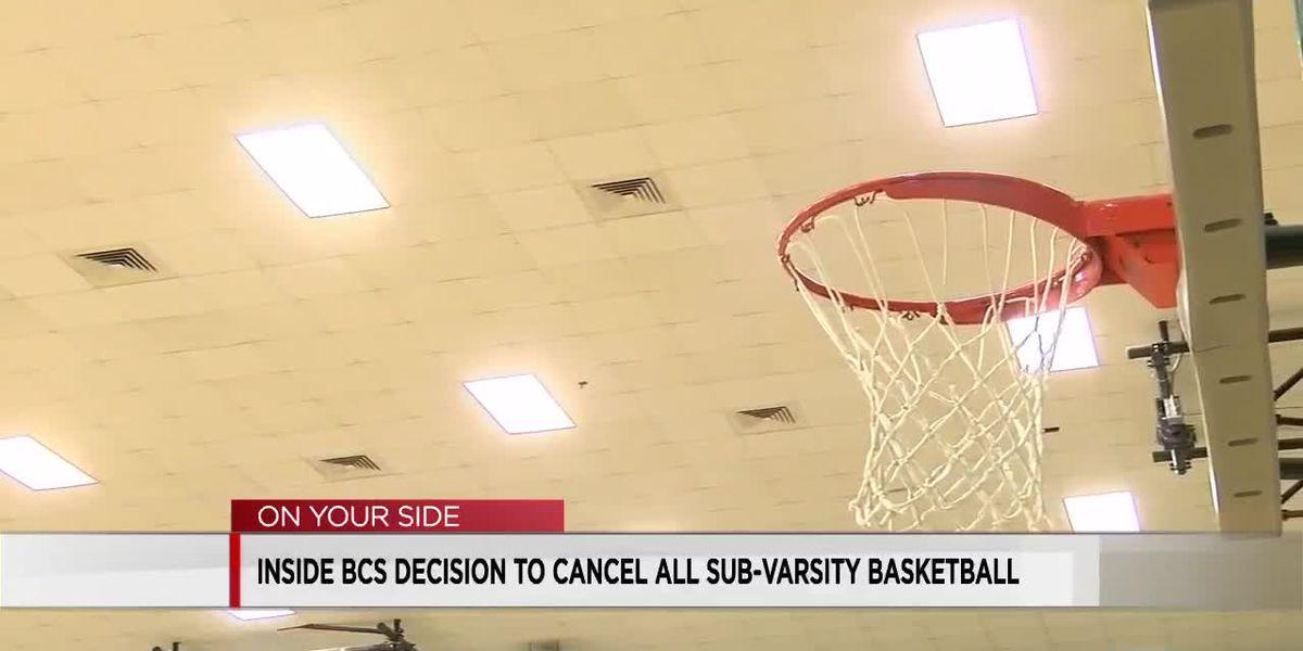 Birmingham City Schools ends sub-varsity basketball as COVID cases rise