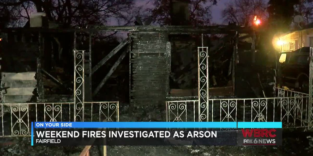 House fires being investigated