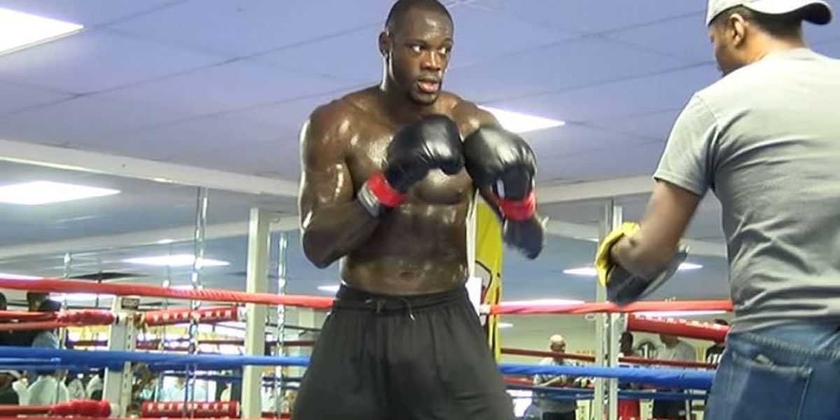 LIVE preview of Deontay Wilder's fight at 7 a.m.
