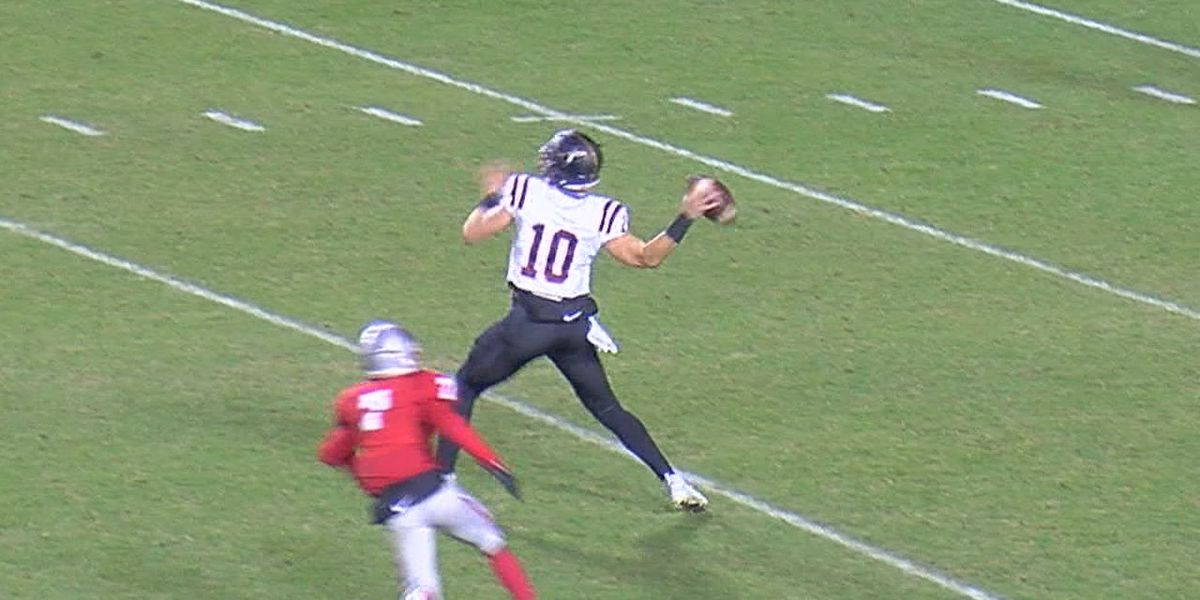 Pinson Valley QB Bo Nix wins Mr. Football