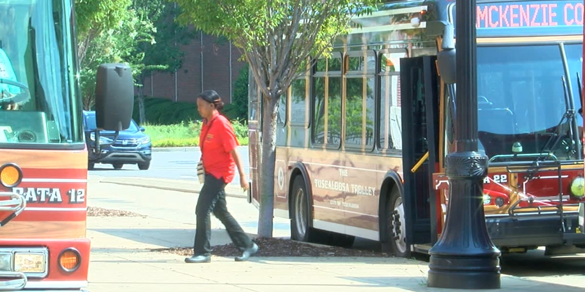Prizes offered for completing Tuscaloosa transit survey