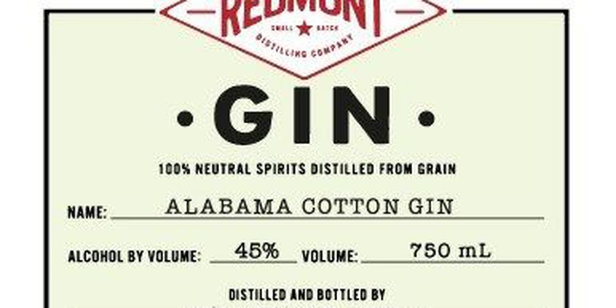 Redmont Distilling Company to host launch party for new gin spirit on June 23
