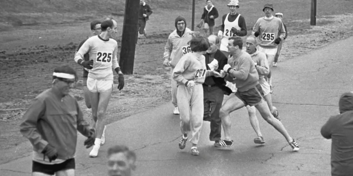 First woman to run in Boston Marathon continues breaking barriers for women, seniors in Birmingham