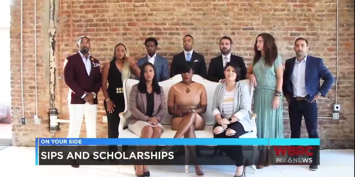 Sips and Scholarships