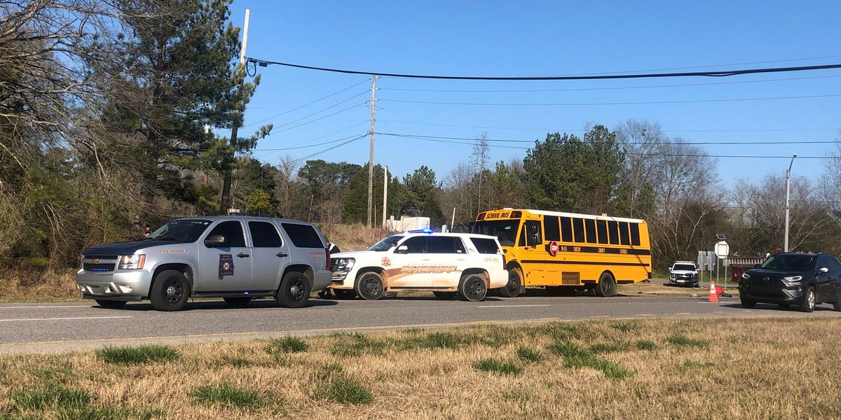 1 dead after wreck involving Shelby Co. school bus