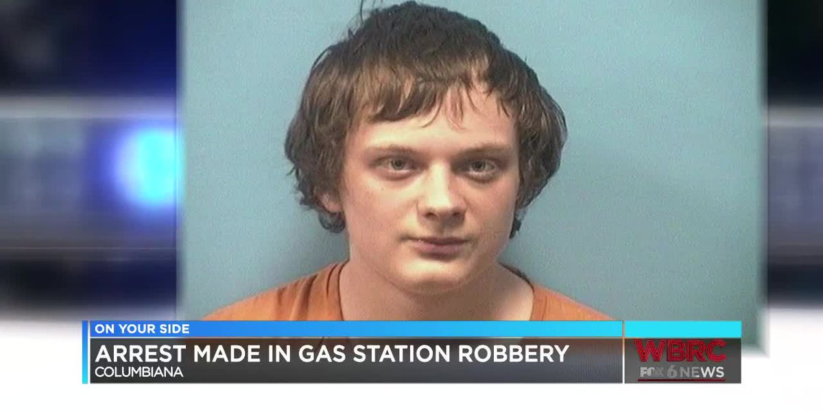 Arrest made in Columbiana gas station robbery